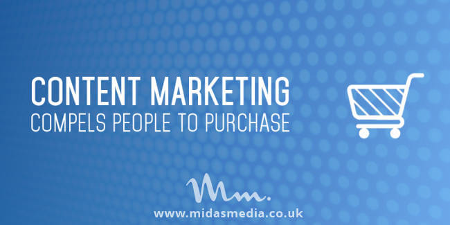 Content Marketing's influence on the Modern Online Buyer ft