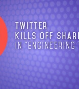 Twitter Ends Share Counter in 'Engineering Tradeoffs'