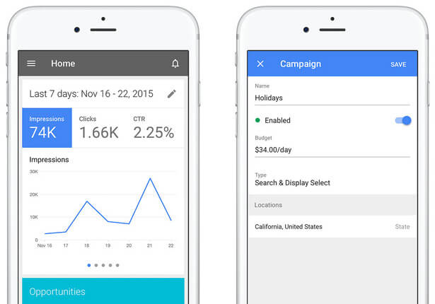 The-Google-AdWords-app