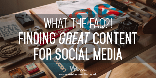 where to find great social media content
