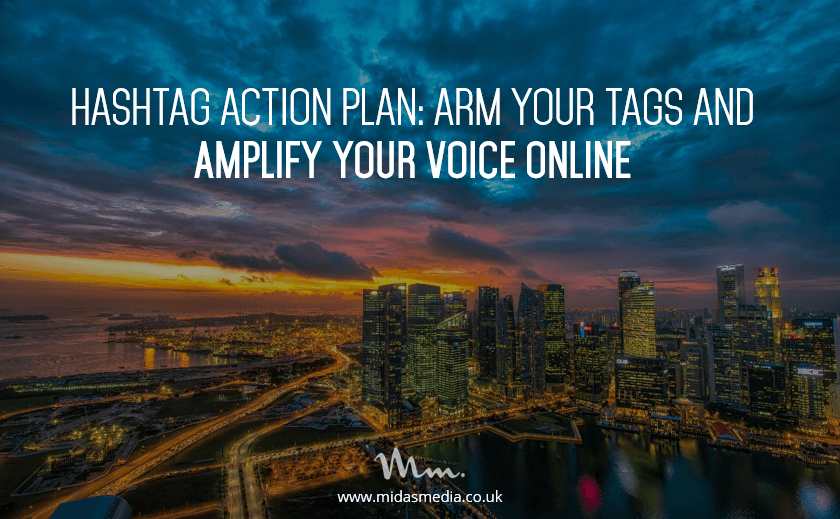 hashtag action plan