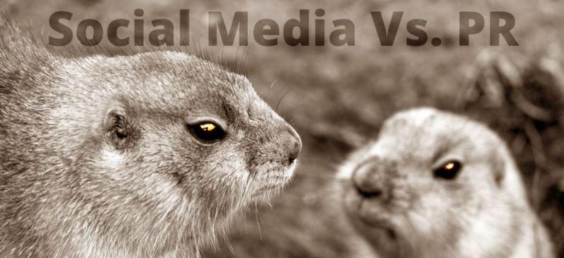 pr vs social media