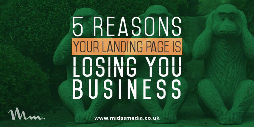 5-reasons-your-landing-page-loses-business