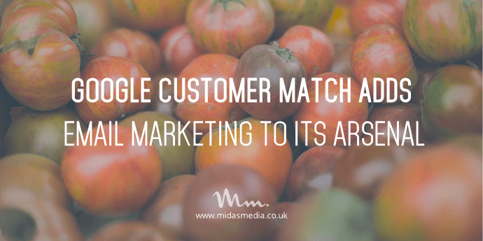 googlecustomermatchemailmarketing