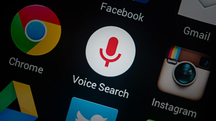 voice search in 2017